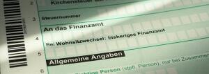 Finanzamt und Steuern bei GbR-Auflösung